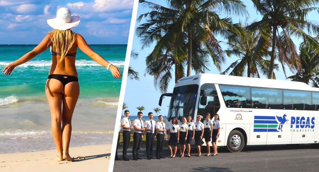 Пегас открыл продажу туров в Сочи, Анапу и Крым с июня на собственных рейсах