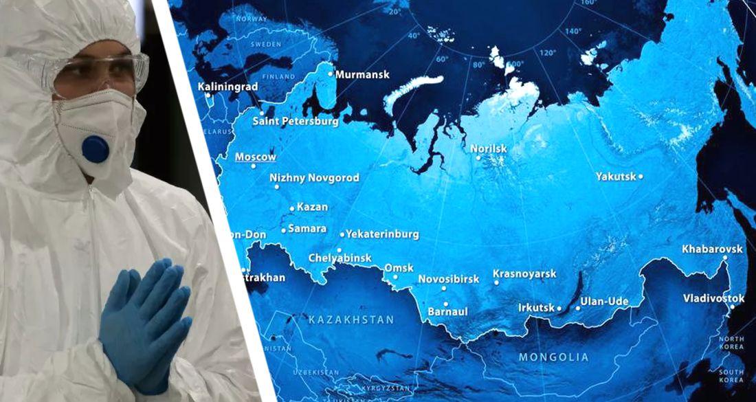 Коронавирус в России 02.05: почти 10 тыс. случаев коронавируса за сутки, Россия обошла Турцию по числу заболевших