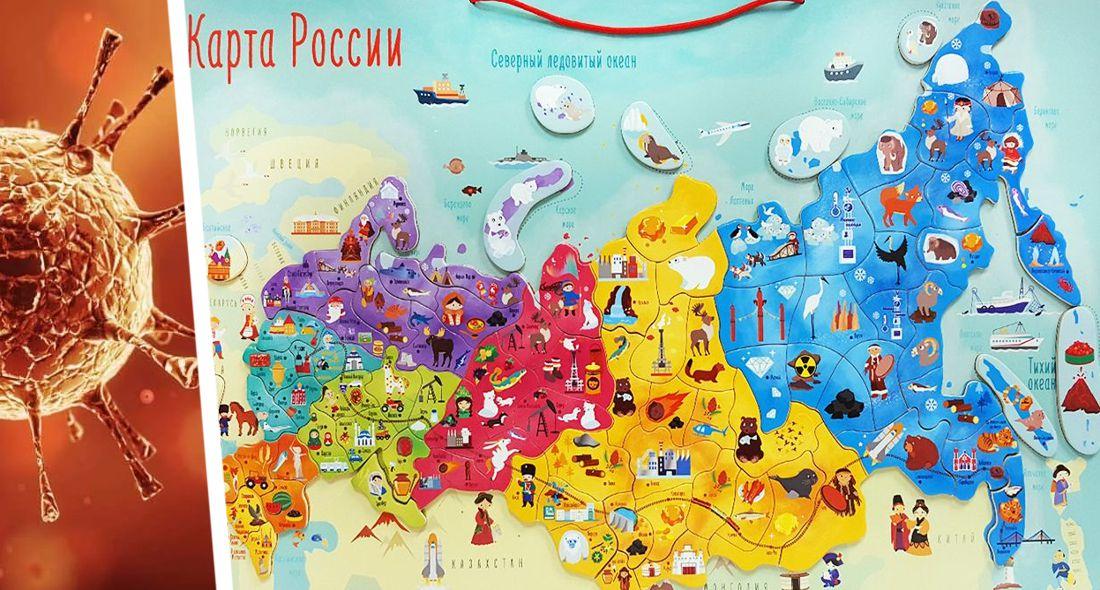 Коронавирус в России 13.05: инфекция пошла на убыль