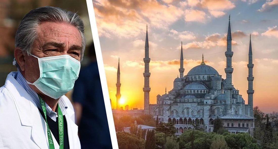 Туризм в Турции рухнул на 99% и начинает возрождаться по новым правилам