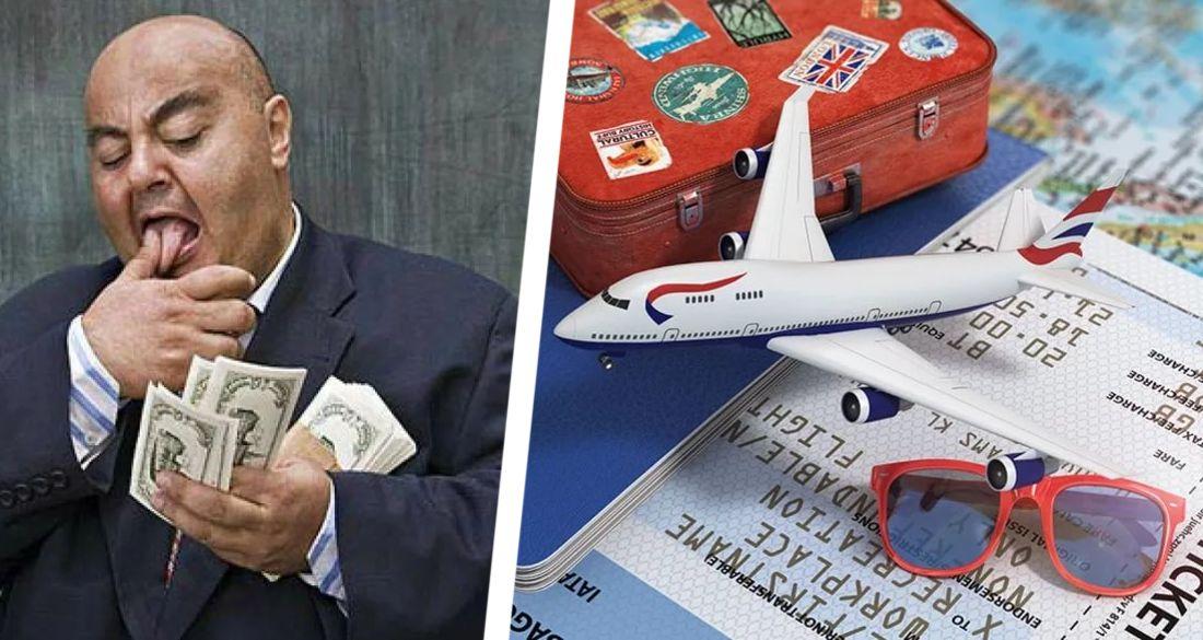 Всех могут кинуть: между бюрократами ЕС разгорелась война - возвращать ли пассажирам деньги за отменённые полеты или нет
