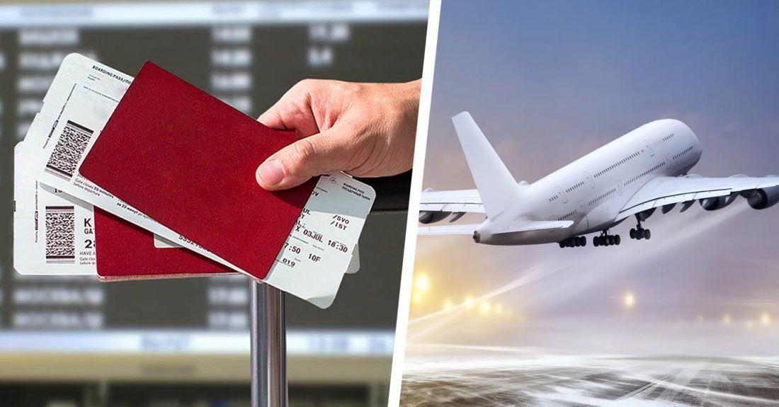 Росавиация подготовила план восстановления международных рейсов