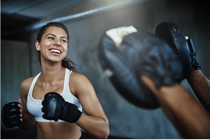 Тренировки по боксу в Москве