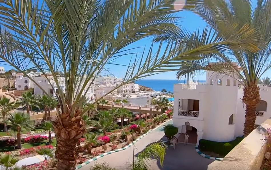В Египте открыто уже 126 отелей, но теперь без шведского стола