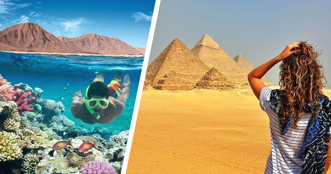 Египет откроет границы для иностранных туристов в начале июля