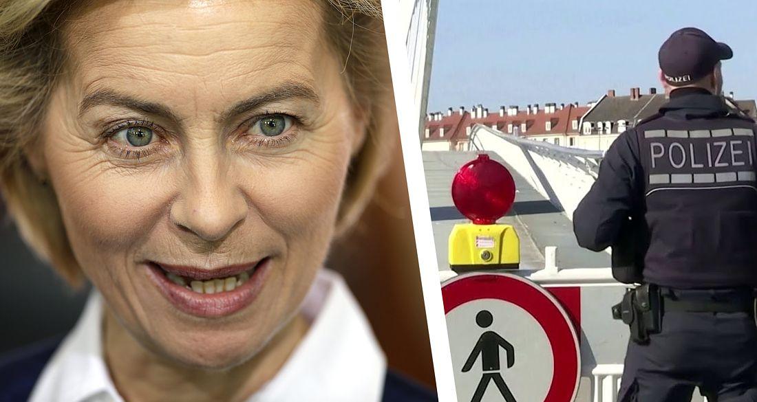 Еврокомиссия оставит внешние границы ЕС закрытыми до 1 июля
