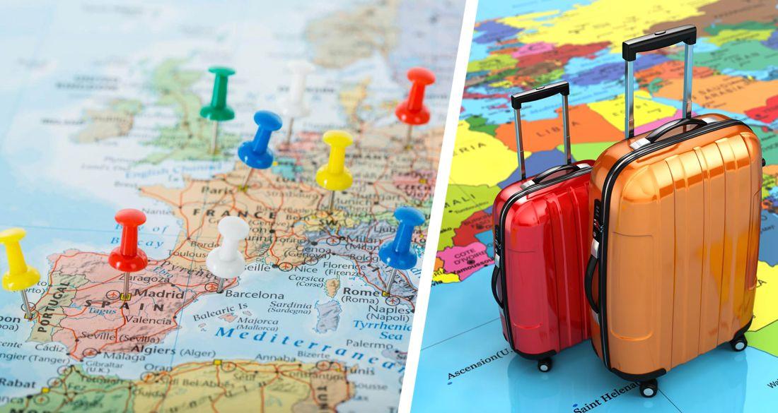 Даже ковидным британцам разрешили отдых за границей. Когда же выпустят российских туристов?