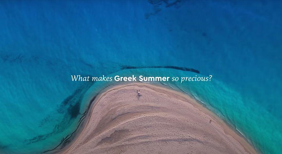 Греция заявила о перезапуске туризма под новым слоганом. Видео