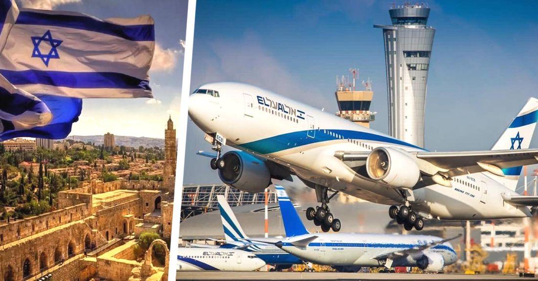 Министерство туризма Израиля назвало дату восстановления авиасообщения с Россией