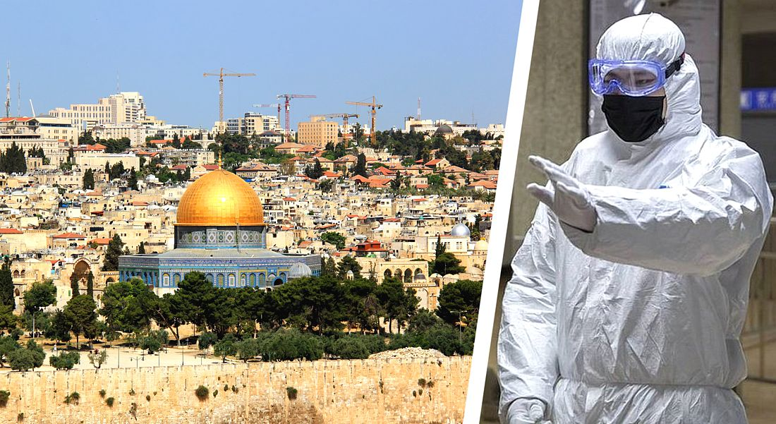 Запрет на въезд в Израиль