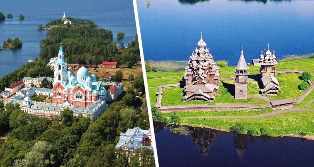 В Карелии вновь открыты Валаам, Соловки и Кижи: требования к туристам