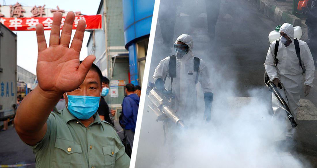 Новый коронавирус атаковал Китай: часть Пекина закрыли на военное положение из-за COVID-19