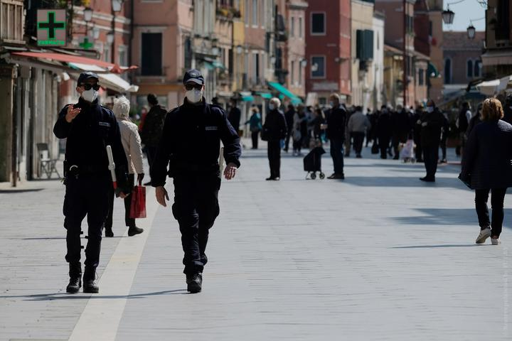 Италия с сегодняшнего дня открывает границы для туристов из Европы