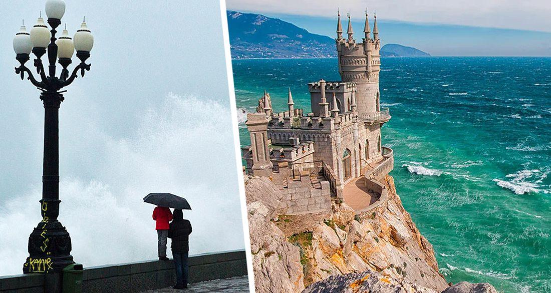 После аномальной жары туристов в Крыму накроет непогода