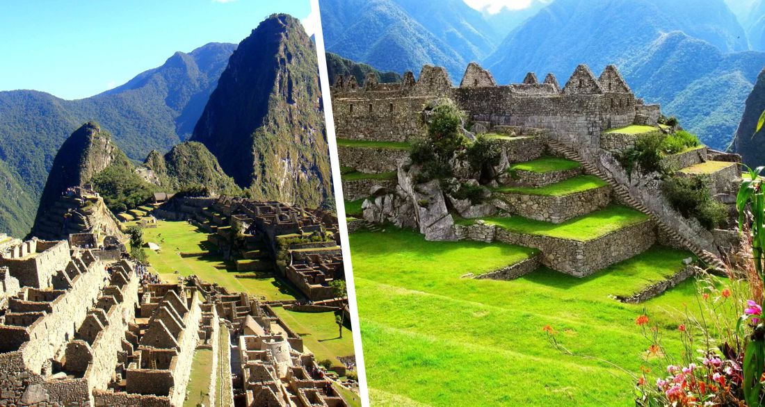 В Перу для туристов вновь открывается город инков Мачу-Пикчу