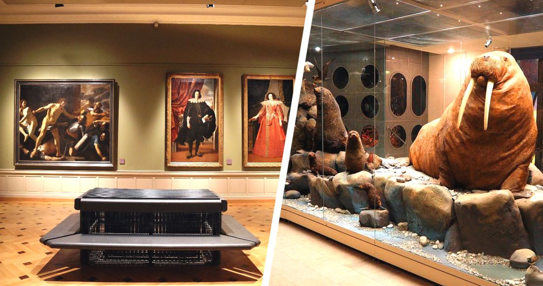Музеям предписали не пускать туристические группы