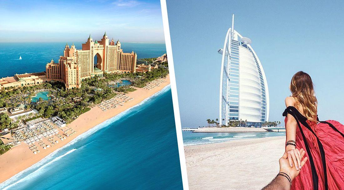ОАЭ готовятся к полному открытию границ для туристов