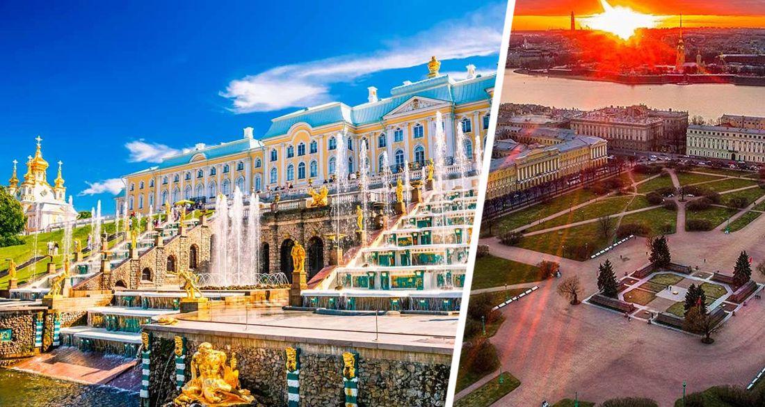 Санкт-Петербург открывает для туристов парки