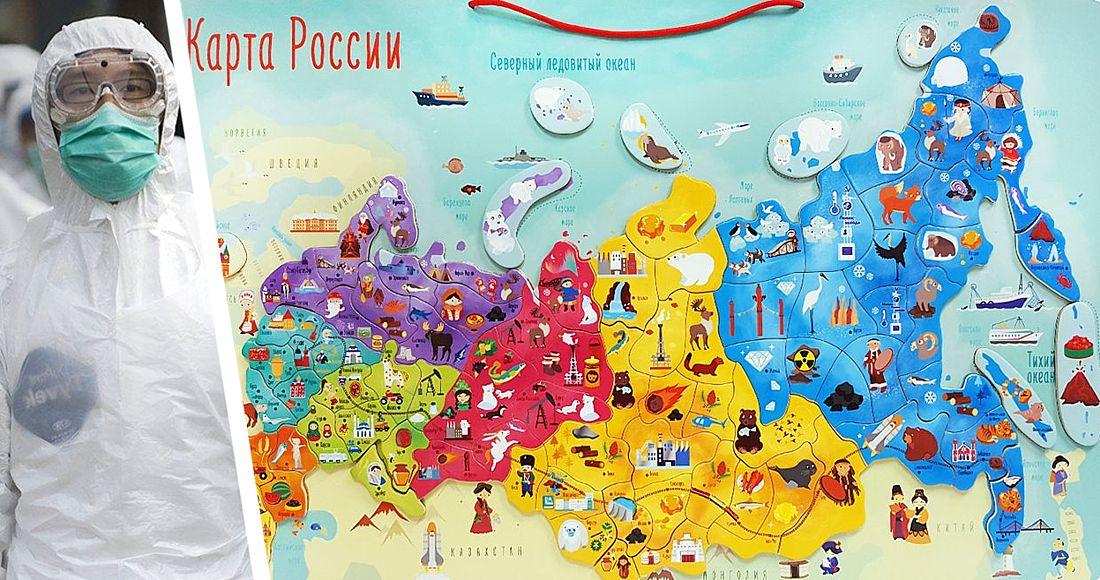 Коронавирус в России на 13.06: пик эпидемии закончился месяц назад