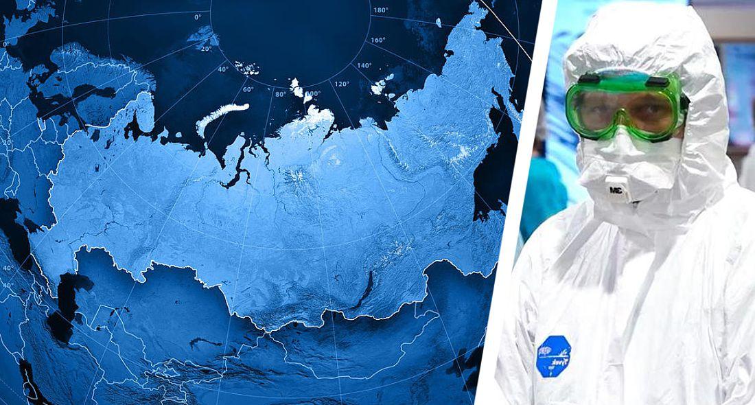 Коронавирус в России на 25.06: до 30% отелей России могут не пережить пандемию