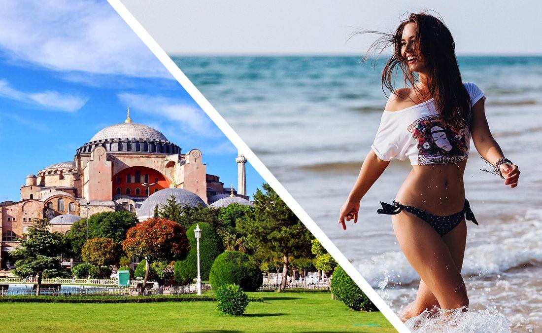 Бронирование туров в Турцию резко возросло