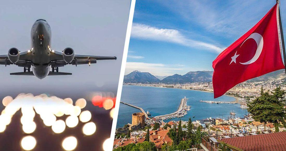Россия начала переговоры с Турцией о возобновлении авиасообщения для открытия туристического сезона