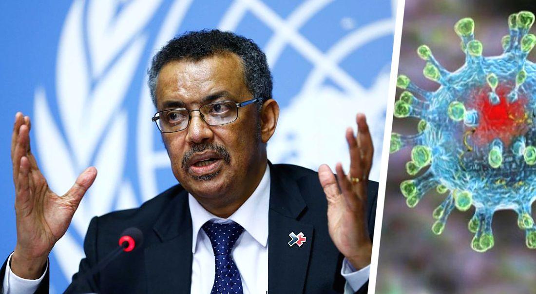 Глава ВОЗ: мир вступил в «новую опасную фазу» пандемии ковида