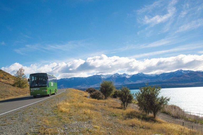 Как путешествовать на дальние расстояния на автобусе