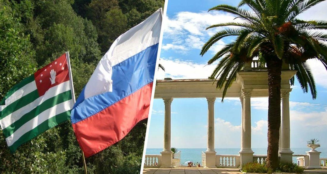 В Абхазии начались митинги с требованием открыть границу для российских туристов