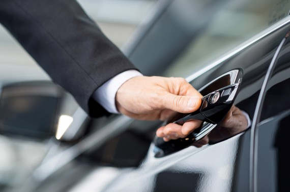 Аренда автомобиля с профессиональным водителем