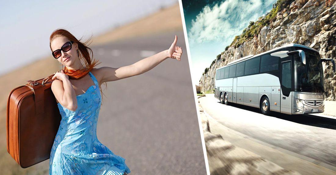 Куда отправиться летом на автобусе? Самые популярные маршруты по России