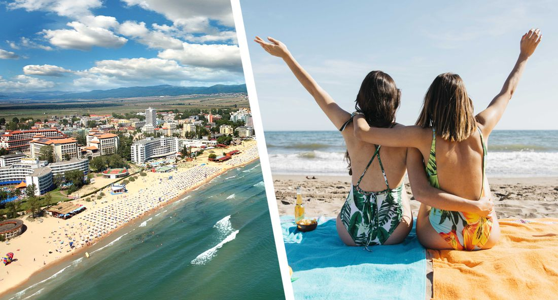 Болгария разрешила въезд украинским туристам без тестов и карантина