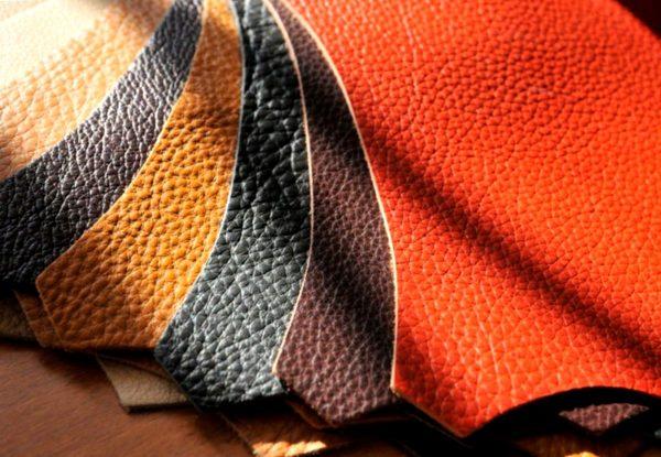 Натуральная кожа для пошива и производства