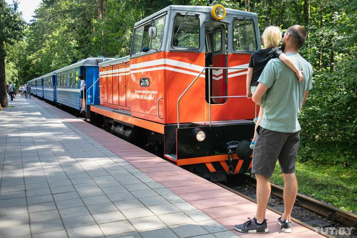 Завтра стартует сезон на Детской железной дороге - его откладывали из-за пандемии коронавируса