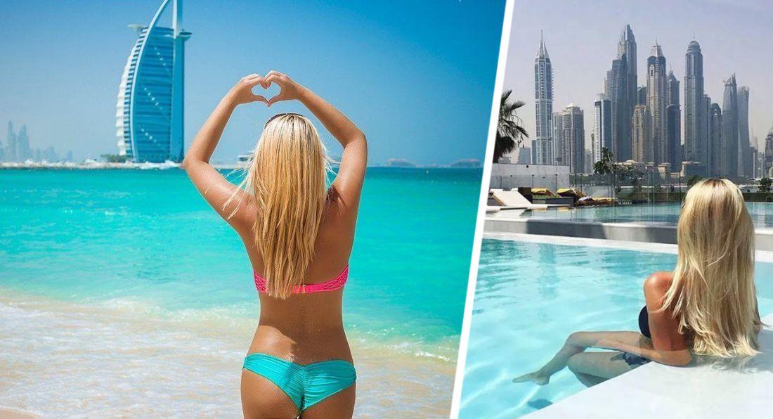 Официально: Дубай открывается для российских туристов
