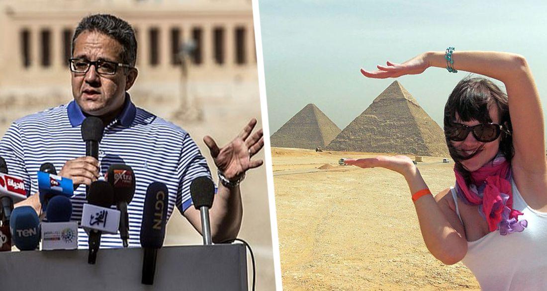 Министр: на курортах Египта коронавируса больше нет, отели заполнены украинскими и белорусскими туристами