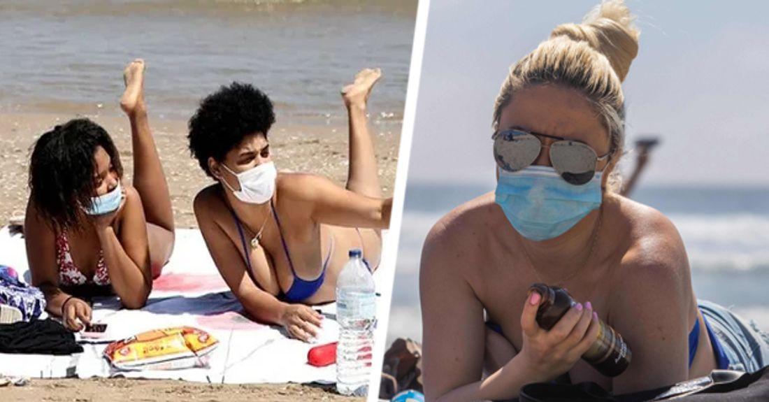 Нужно ли туристам носить маску в Европе: последние рекомендации, включая Испанию, Францию и Грецию