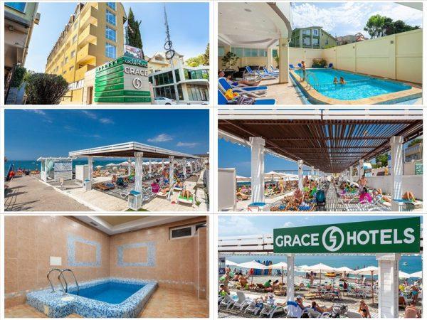 Отдых в Адлере - отель со своим пляжем