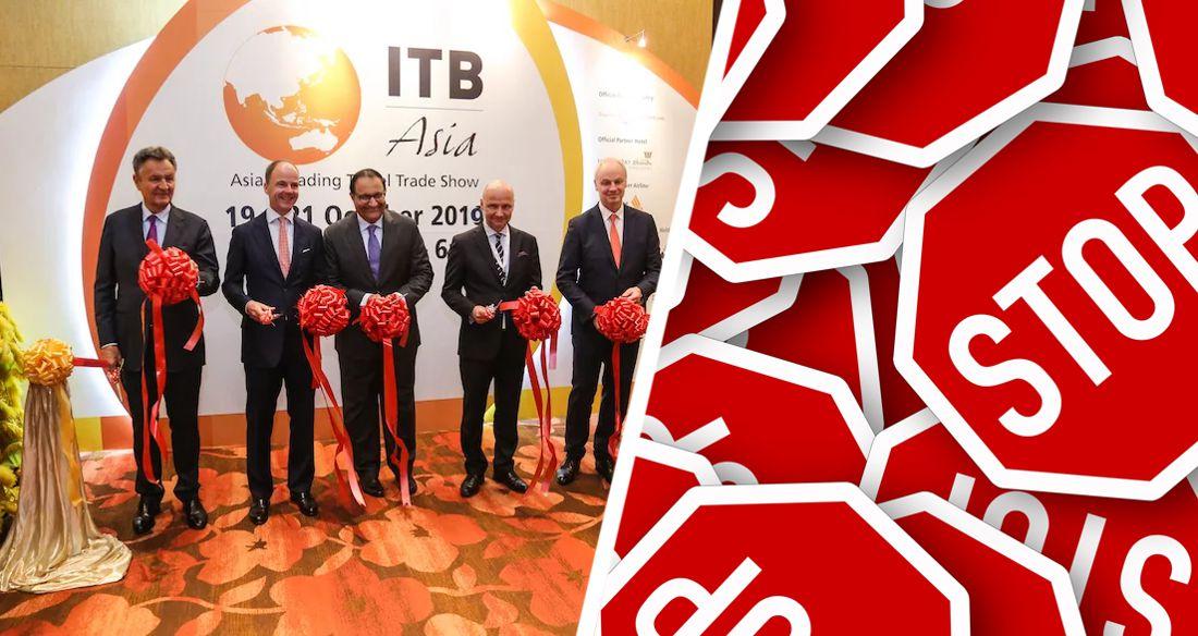 Новая жертва Covid-19 в туризме: отменена крупнейшая выставка ITB Asia