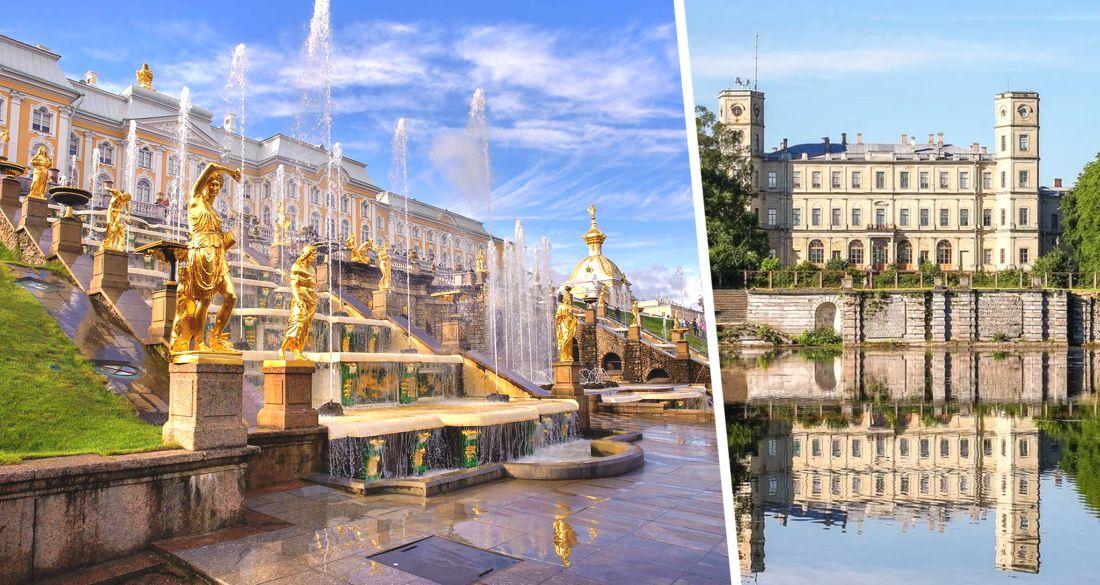 В Санкт-Петербург пришла неустойчивая погода и началось открытие музеев