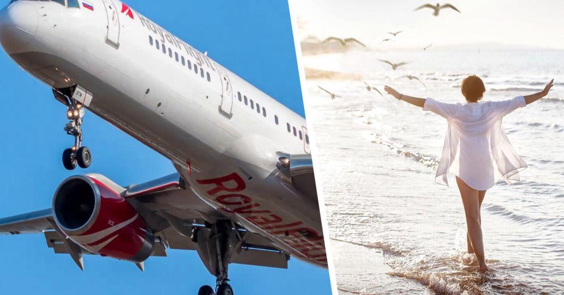 Авиакомпания туроператоров Coral Travel и Sunmar возобновляет полеты, причём вовсе не в Турцию