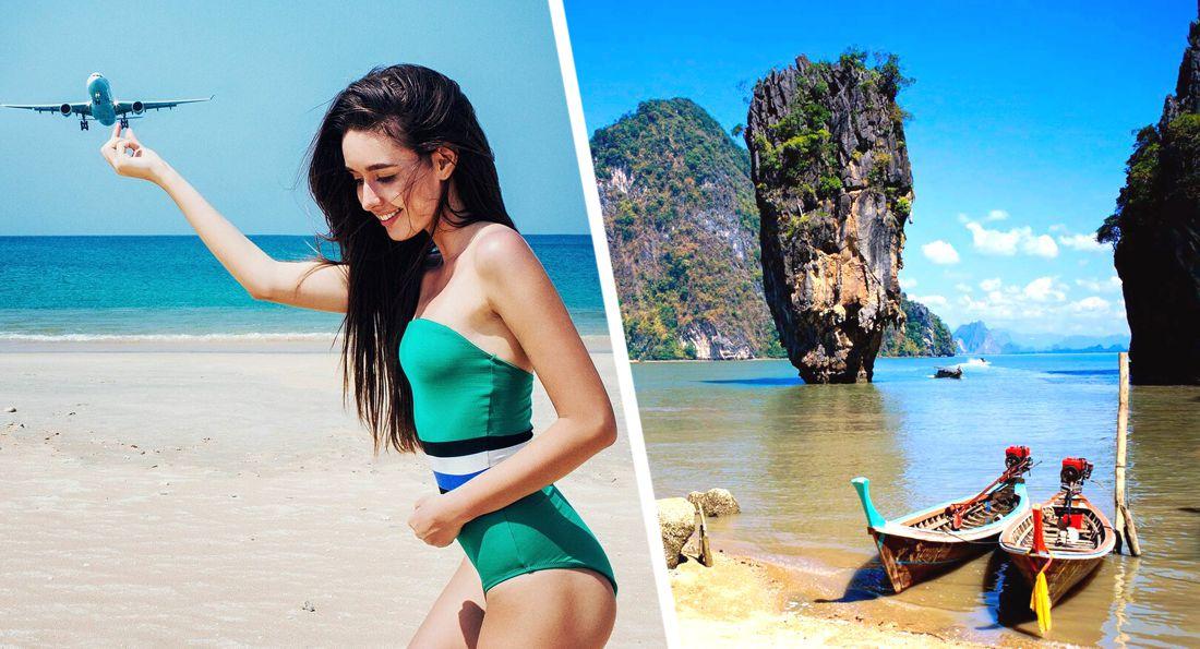 Таиланд открывает 5 островов для иностранных туристов: министерство объявило список и назвало даты