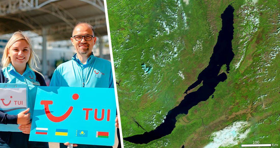 TUI: чартеры на Байкал загружены на 100%