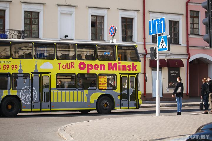 В полугодие без коронавируса Минск посетили 600 тысяч иностранцев. Угадайте, сколько туристов теперь