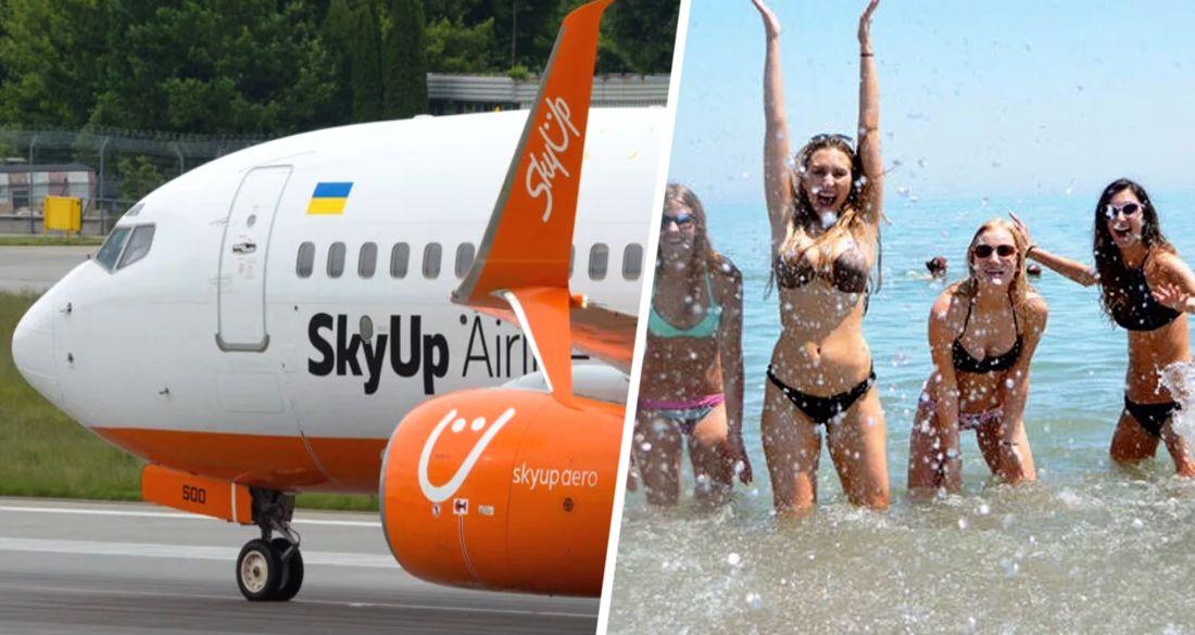 В Анталию массово полетели чартеры с туристами из Украины