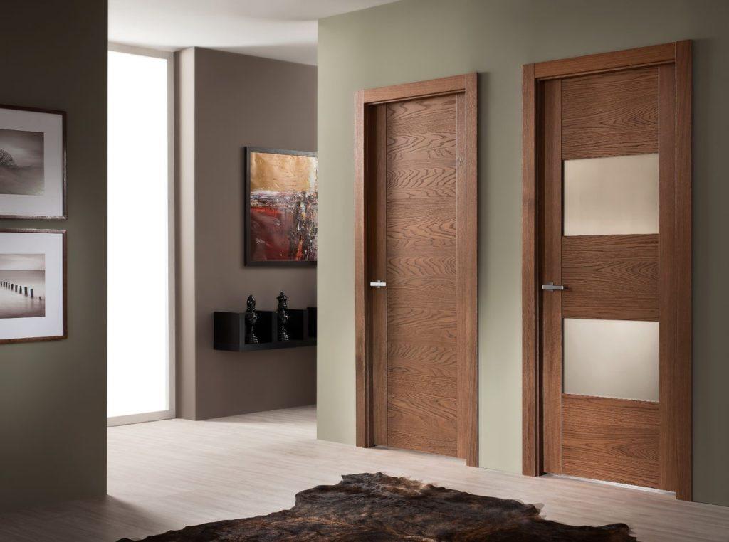 Заказать качественные шпоновые двери