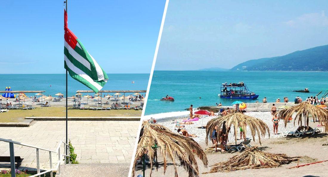 ϟ Решение о закрытии Абхазии признано ошибочным: Гагры и Сухум уже открыты для российских туристов