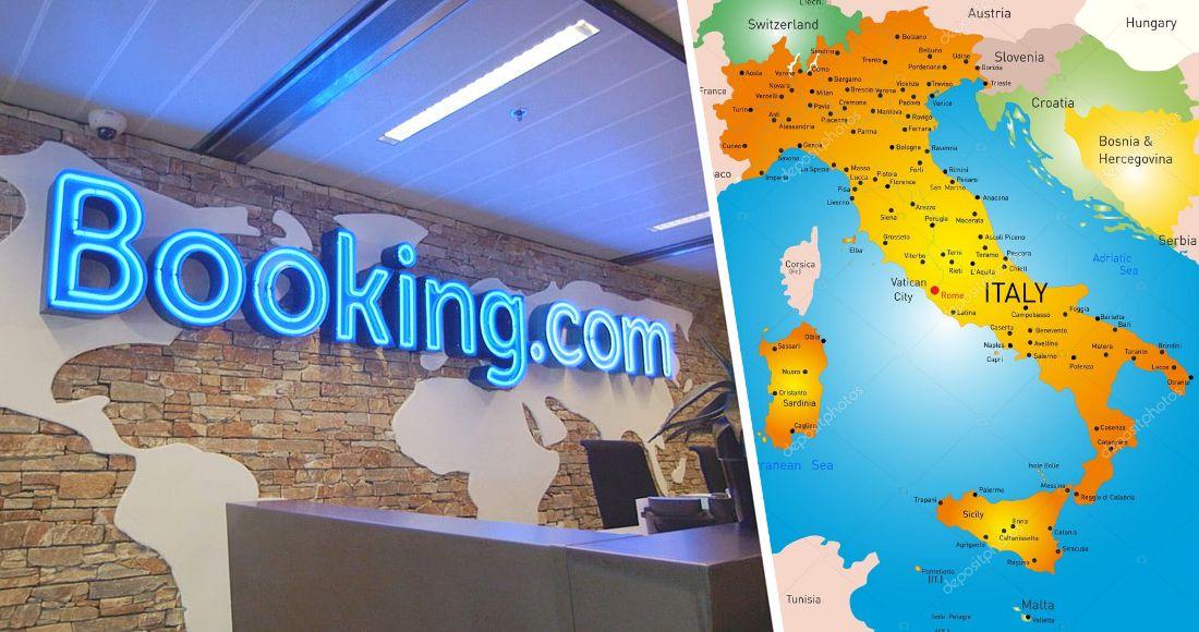 Закат глобальных систем бронирования? Отели Италии отказываются от Букингкома и других онлайн-сервисов