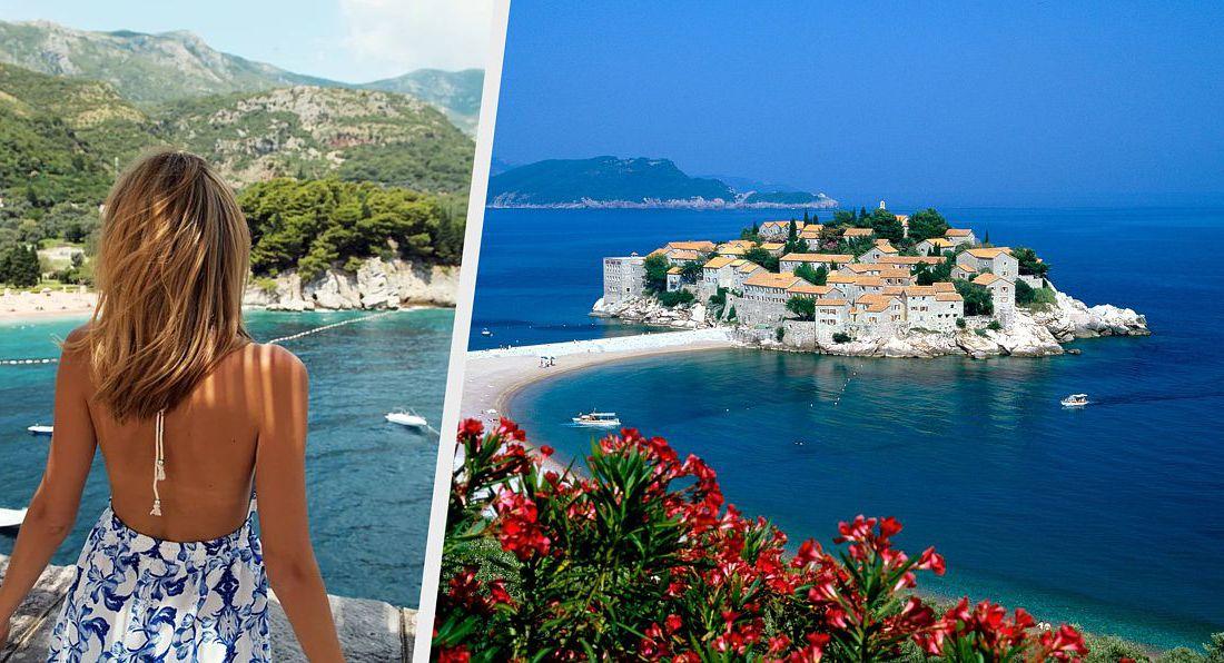 ϟ Туроператоры назвали минимальные цены на туры в Черногорию, которая пригласила российских туристов