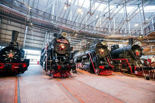 Музей железных дорог России - достопримечательность Петербурга